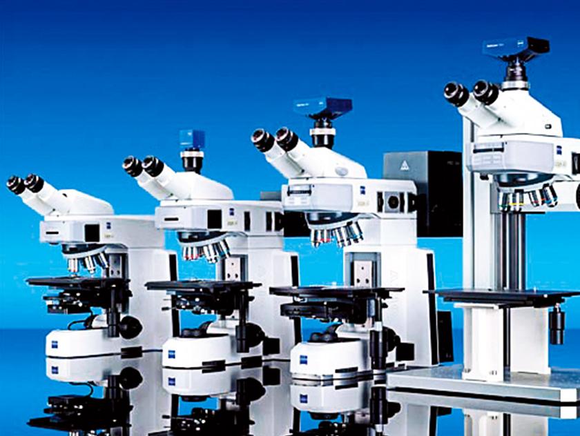 顕微鏡類検査用生物顕微鏡(Axio Scope)