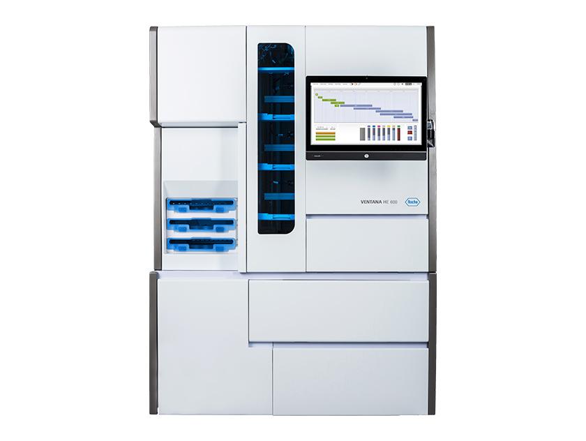 H&E全自動染色システム(ベンタナHE600)